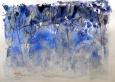 Galimatias - gouache, graphite, huile sur papier (300g/m²,48X36 cm), 2018
