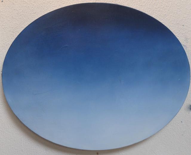 Nuancier, #18 (ovale paysage)